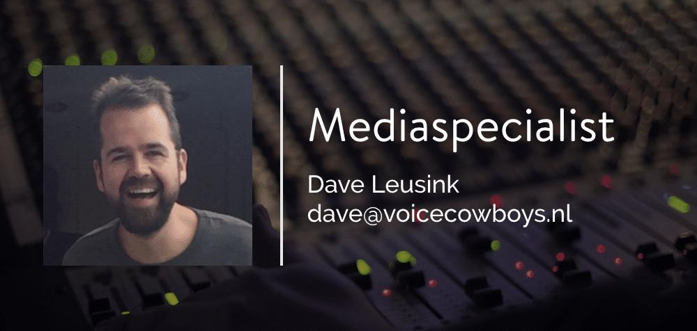 media bureau specialist